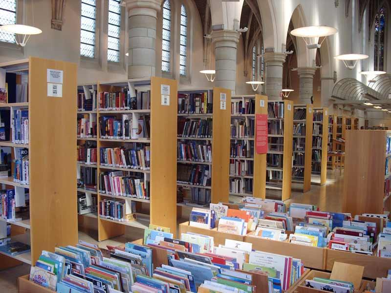 Ook concerten en lezingen in bib nieuws uit diksmuide - Bibliotheek wielen ...